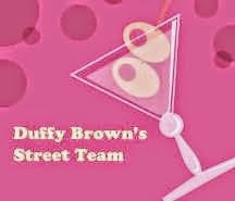 Duffy Brown's Street Team