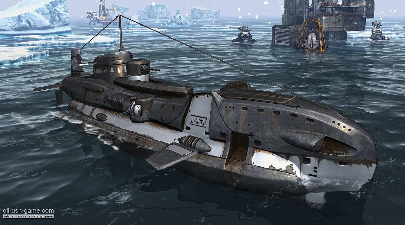 Submarine Arcade Games Free