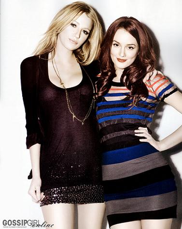 Blake Lively and Leighton Meester - Page 2 Blake+Lively+And+Leighton+Meester