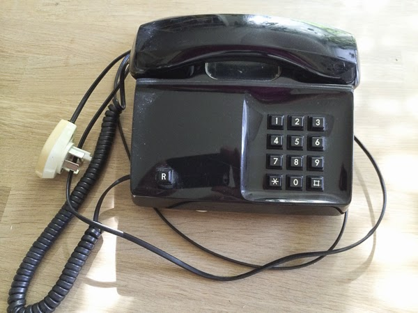 telefon, dialog