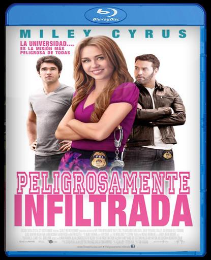 Peligrosamente infiltrada (2012) 720p Latino