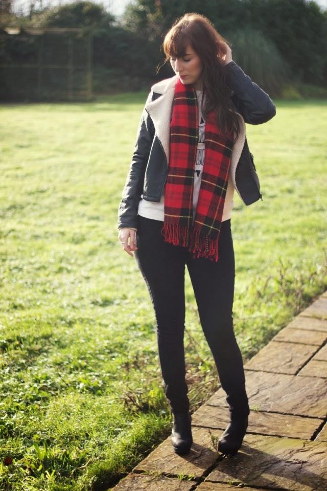 tartan-outfit-sheepskin