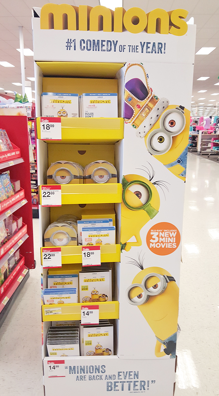 Get excited about the Minions movie release and make this delicious Banana Minionade Lemonade!