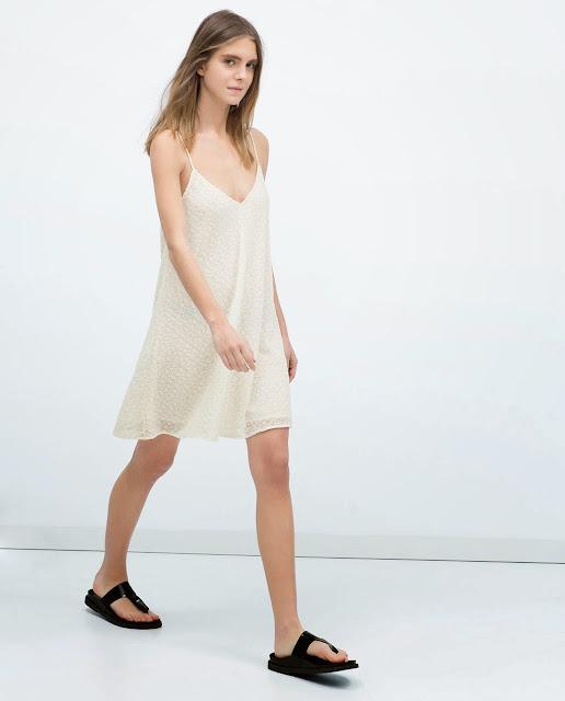 #STYLETIPS. White dress