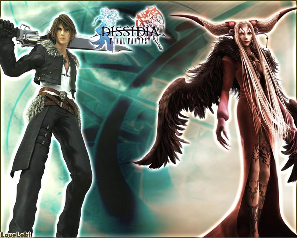 Final Fantasy HD & Widescreen Wallpaper 0.81673555497073