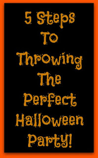 5 Steps To Throwing The Perfect Halloween Party!