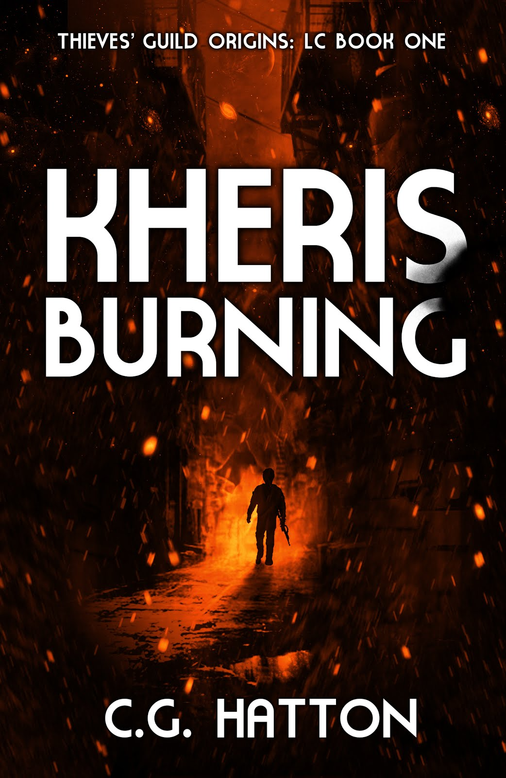 Kheris Burning