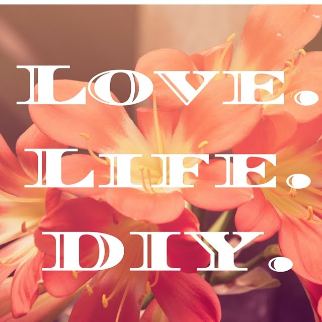 Lifestyle Weblog: Love Life DIY