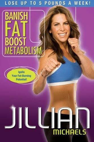 Jillian Michaels Banish Fat Boost Metabolism
