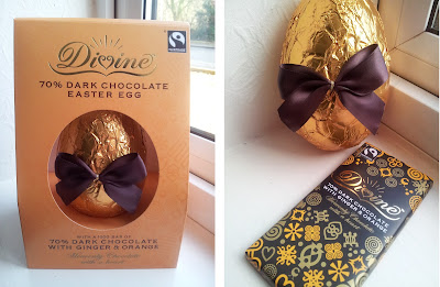 Divine Chocolate, Chocolate Egg