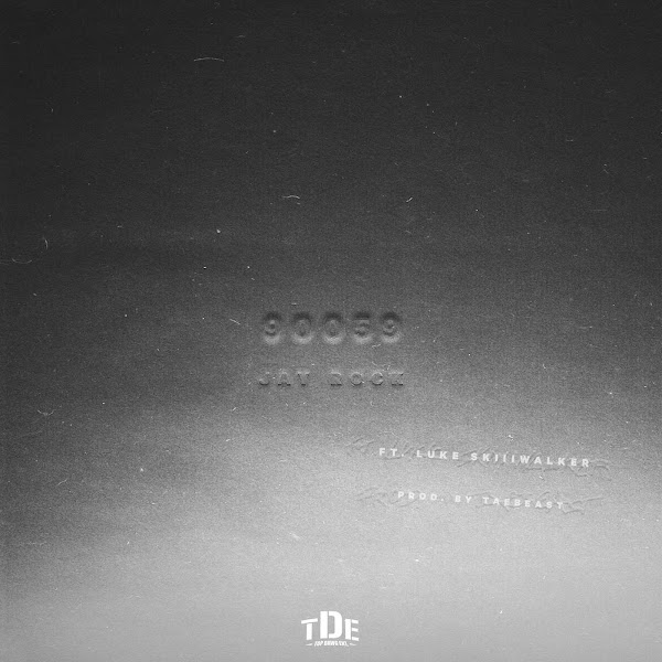 Jay Rock - 90059 (feat. Lance Skiiiwalker) - Single Cover