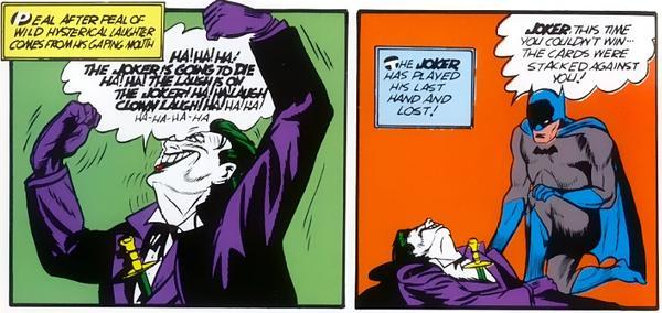 As cinco maiores batalhas do Batman 15