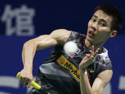 Chong Wei juara Terbuka Korea 2013