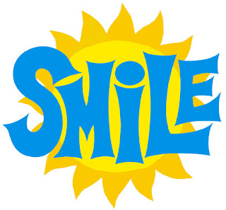 Smile quotes logo