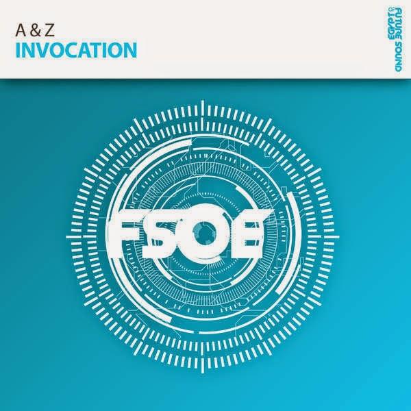 A & Z - Invocation - Single Cover