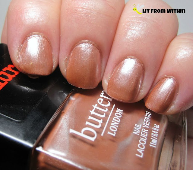 Butter London X Allure I'm On The List