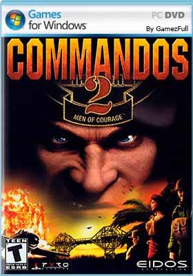 Commandos 2 Men of Courage PC Full Español