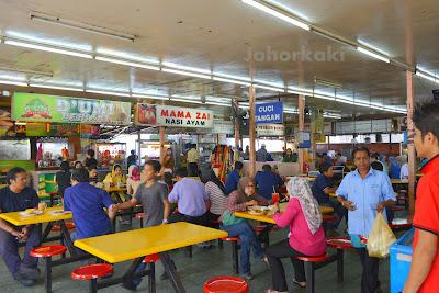 Johor-Ayam-Penyet-Mama-Zai-BESTMART-Nusa-Bestari