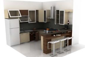 Penataan Ruangan Dapur
