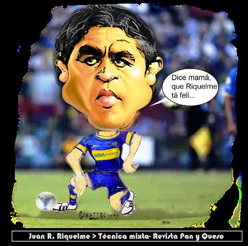 Uno de los mejores jugadores que dio el fútbol argentino...