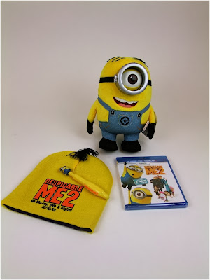 Despicable Me 2 with AC! [Giveaway!]