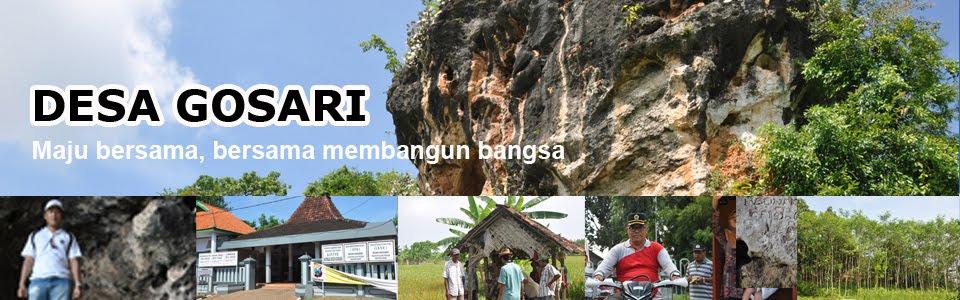 Situs Resmi Pemerintah Desa Gosari