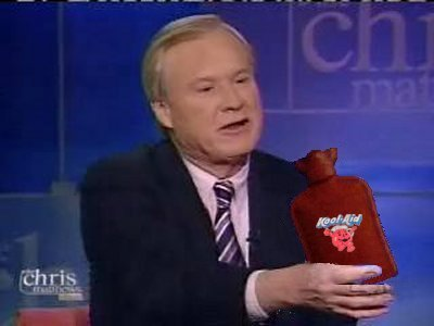 chris matthews asshole