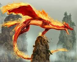 The Dragons of Fire