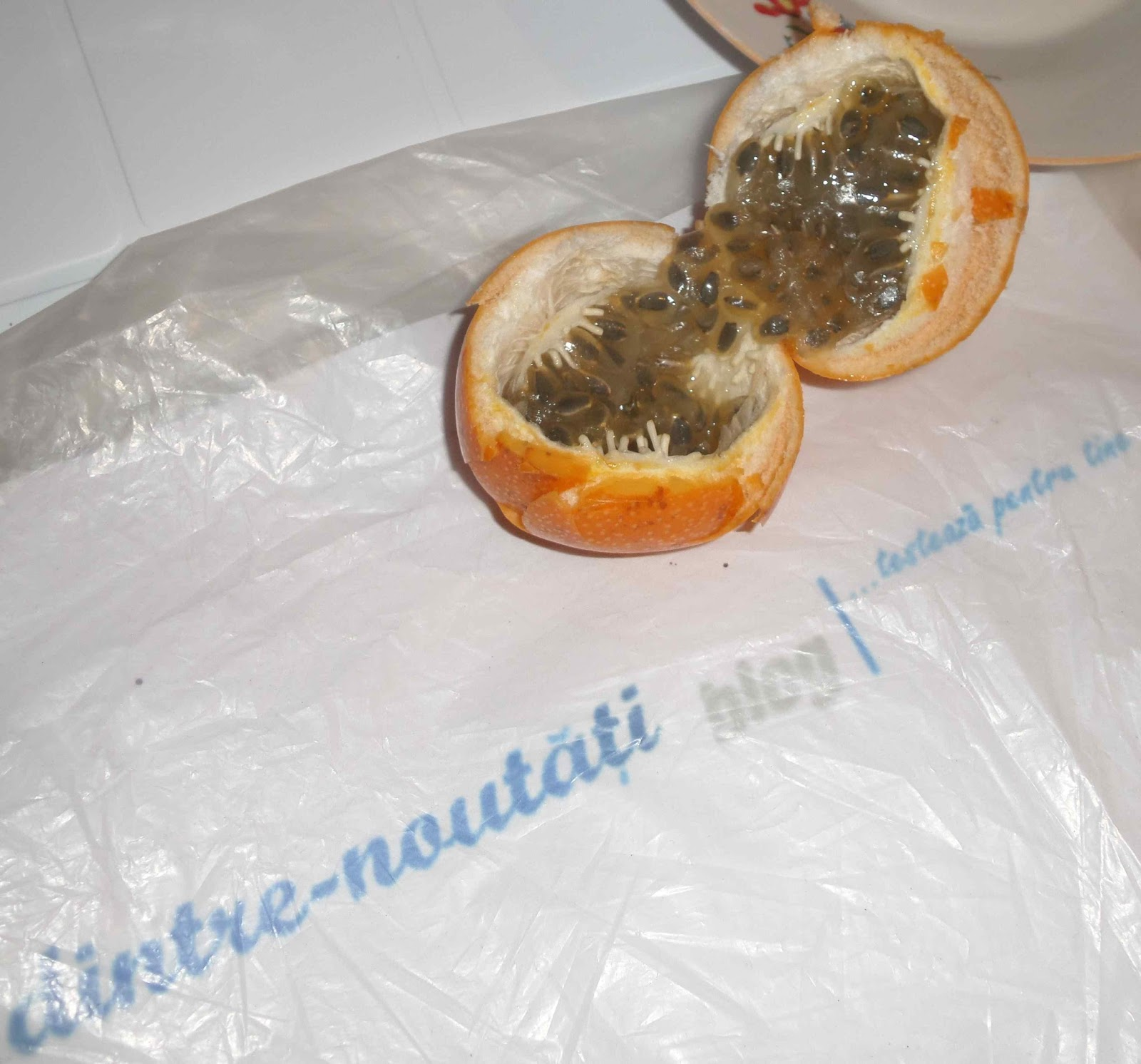 sweet granadilla