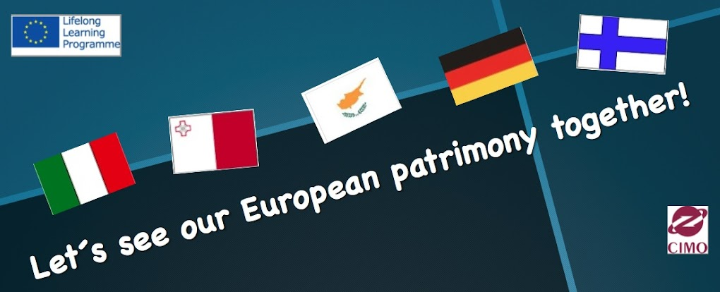 Let´s see our European patrimony together!
