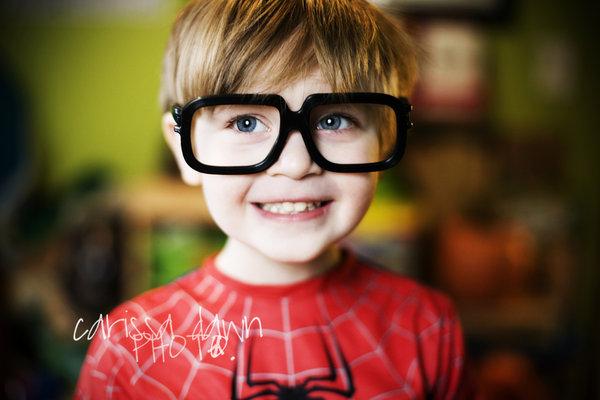 Seu filho tem você como super-herói.