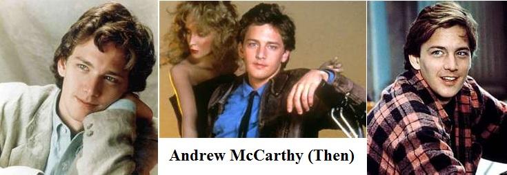 Kim Cattrall Andrew Mccarthy