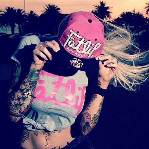 Tatuajes de moda para mujeres