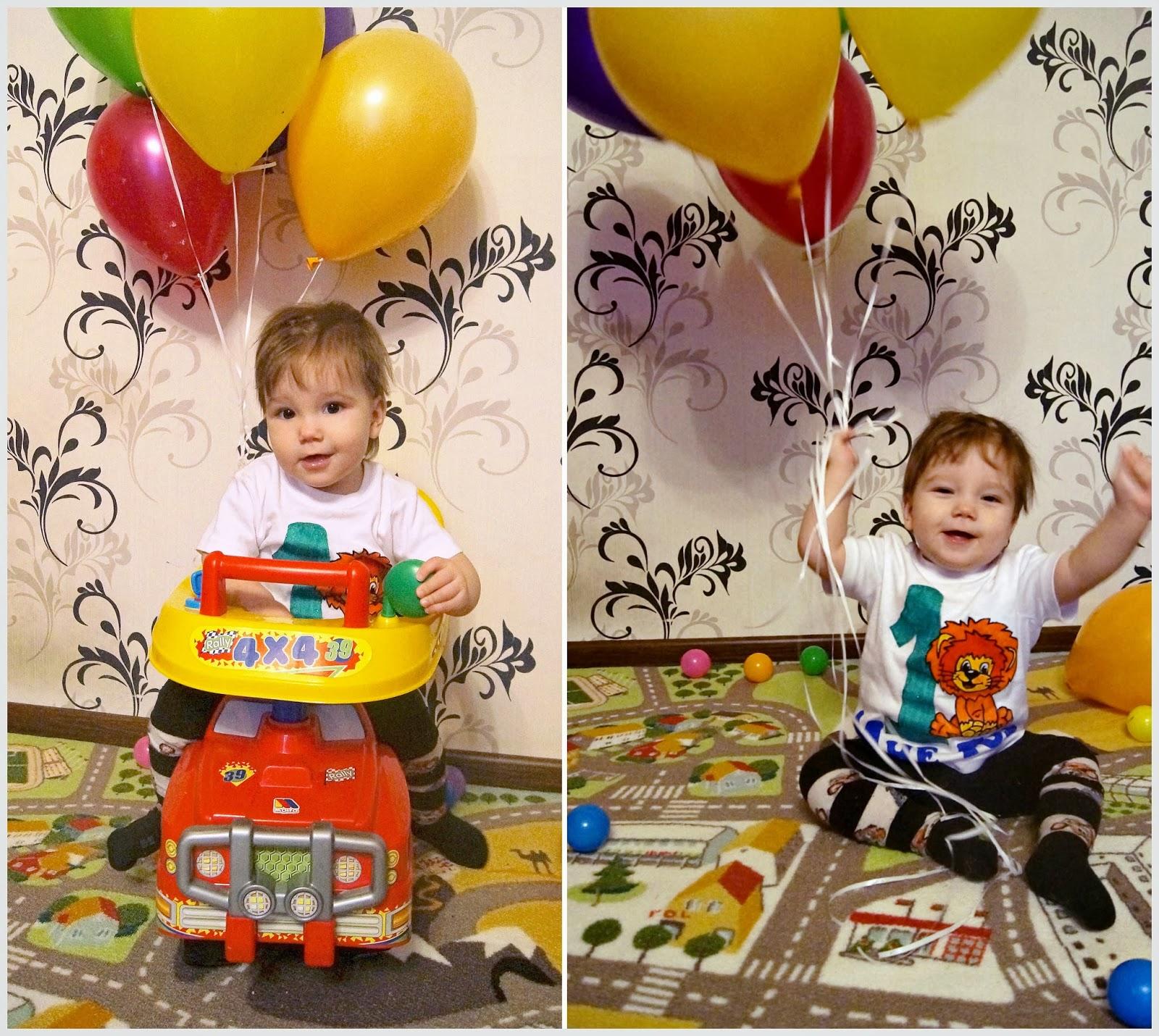 Один годик ребенку фото
