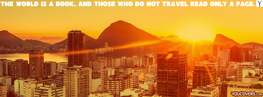 Facebook Cover Travel Quotes For Timeline Free Download Best Fb With Inspirational
