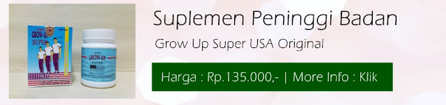 Peninggi Badan Grow Up Usa