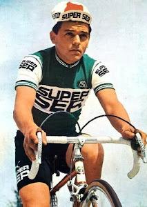 Equipo Super Ser - años 80 (Bicicletas Zeus)