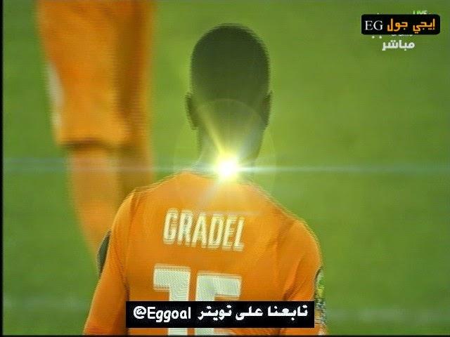 اهداف مباراة مالى وساحل العاج  1-1 كأس امم افريقيا ||24-1-2015 mali vs ivory coast