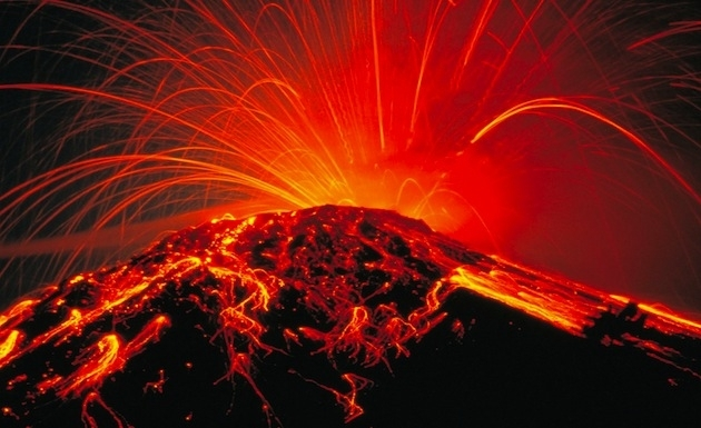 terremotos volcanes: