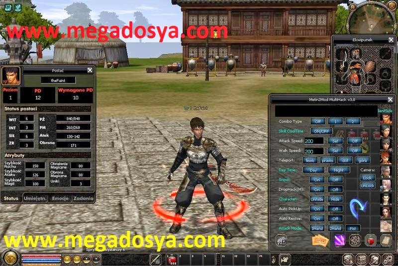 newmulti Metin2 Efsane Mod Multihack Hile Botu indir   Download
