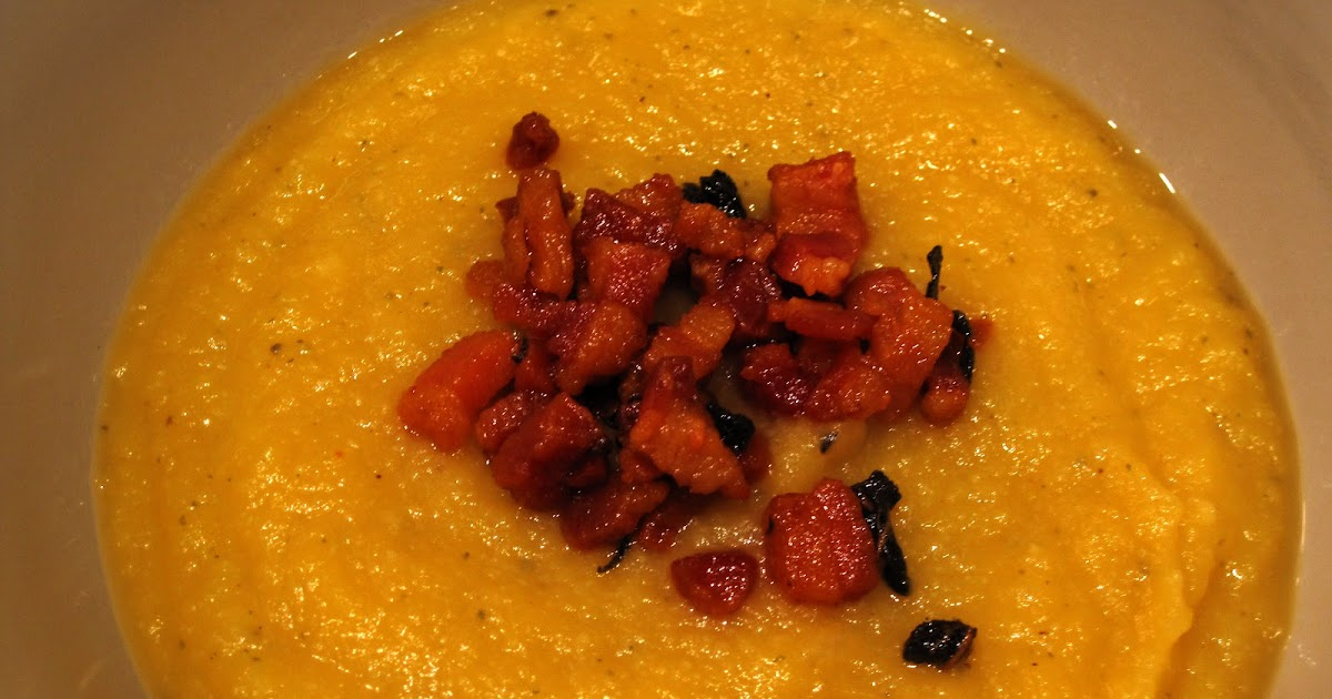 Easy Dairy Free: Roasted Pumpkin Soup