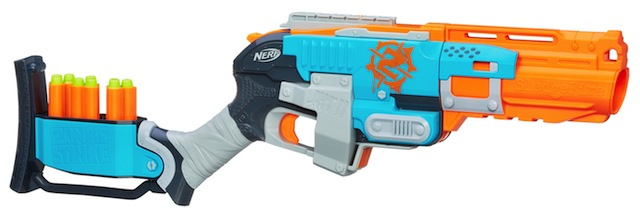 Nerf Zombie Strike-Sledge Fire