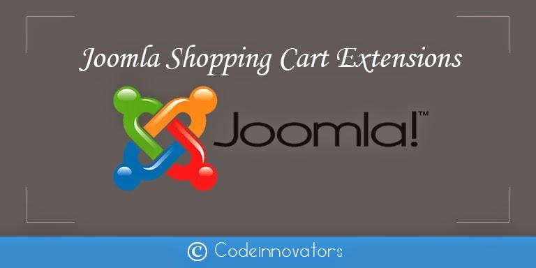 Innovators: Best Joomla shopping cart tools
