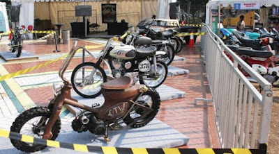 Motorcycles Modifications