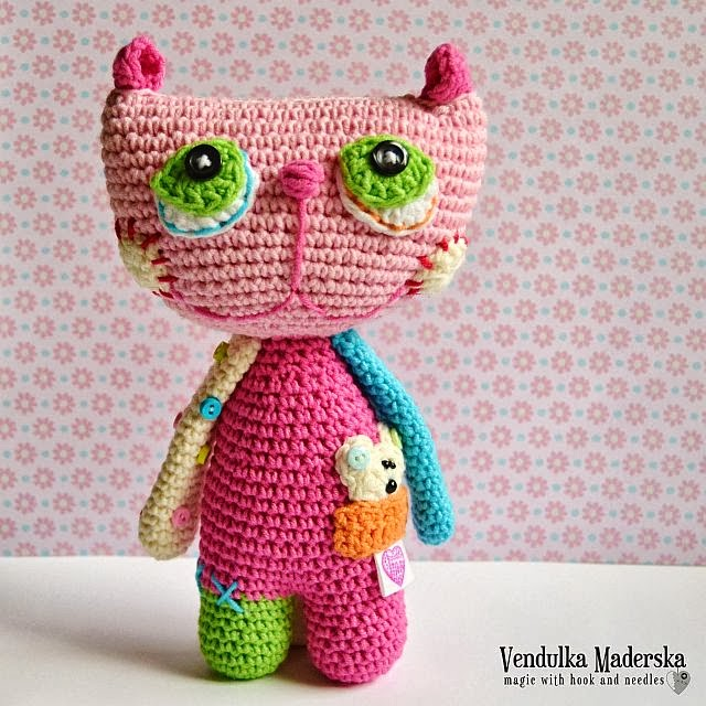 Crocheting Cats : Crochet cat