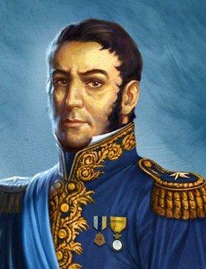 """José de San Martín habla del poder y la soberbia. """" - San-Martin"""