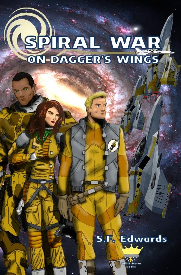 Spiral War: On Dagger's Wings