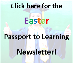 Easter Passport Activity Newsletter