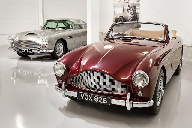 Alquiler Aston Martin - Alquiler Aston Martin Vantage