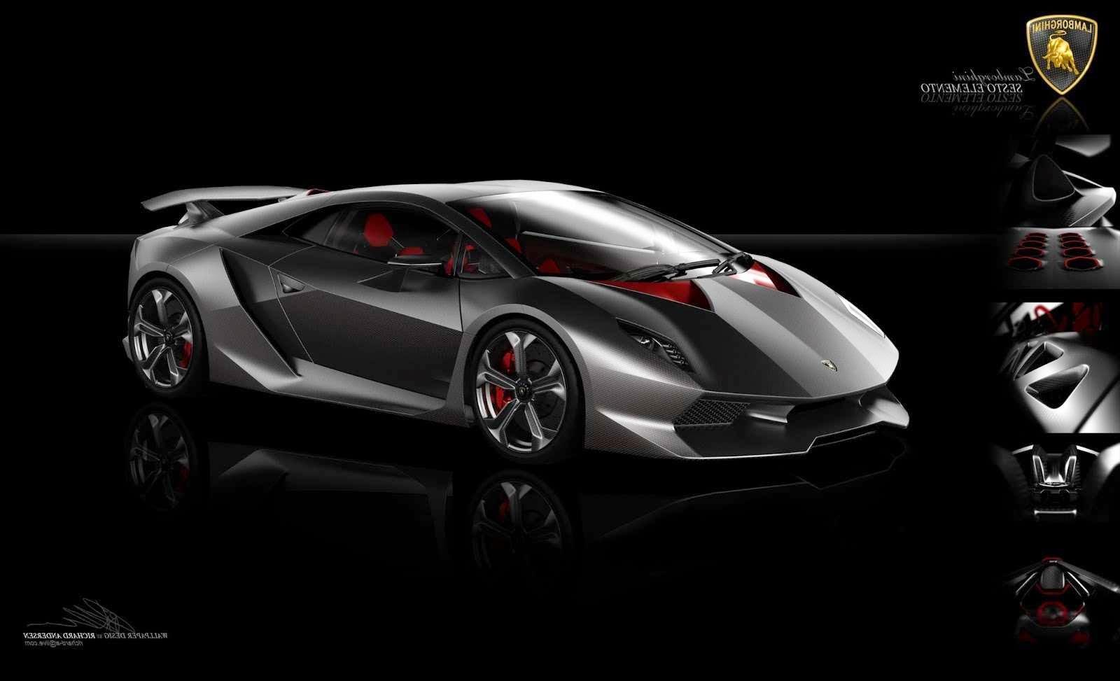 2013 Lamborghini Sesto Elemento Spyder wallpapers